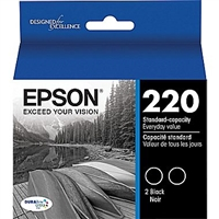 Epson Workforce WF-2630 Standard Capacity Black 220 - T220120
