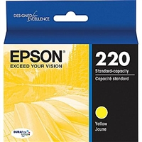 Epson Workforce WF-2630 Standard Capacity Yellow 220 - T220420