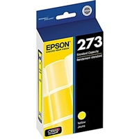 EPSON Claria Premium Yellow Ink Cartridge For Expression Photo XP-600/700/800 - T273420