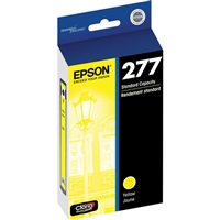 EPSON (277) Claria Photo HD Yellow Ink Cartridge For Expression Photo XP-850 - T277420