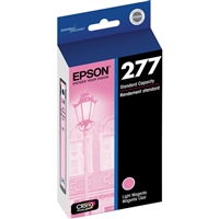 EPSON (277) Claria Photo HD Lt. Magenta Ink Cartridge For Expression Photo XP-850, XP-950 - T277620