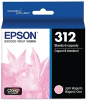 Epson 312 Claria Photo HD Light Magenta Ink for XP-15000