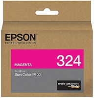 Epson 324 Magenta Ink for SureColor P400