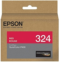 Epson 324 Red ink for SureColor P400