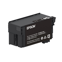 Epson UltraChrome XD2 Black Ink 50ml for SureColor T3170, T5170 - T40V120