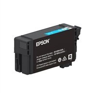 Epson UltraChrome XD2 Cyan Ink 26ml for SureColor T3170, T5170 - T40V220