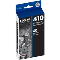 Epson Claria Photo Black Ink for Expression XP-830 and XP-640 - T410120