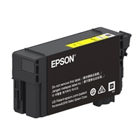 Epson T41W UltraChrome XD2 Yellow Ink 110ml for SureColor T3470, T5470, T5470M - T41W420