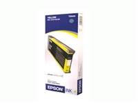 Epson UltraChrome Ink Yellow 220ml for Stylus Pro 4000, 9600 - T544400