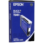 Epson T545 Photo Dye Ink Black 110ml for Epson Stylus Pro 7600, 9600 - T545100