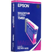 Epson T545 Photo Dye Ink Magenta 110ml for Epson Stylus Pro 7600, 9600 - T545300