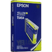 Epson Photo Dye Ink Yellow 110ml for Epson Stylus Pro 7600, 9600 - T545400