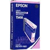 Epson T545 Photo Dye Ink Light Magenta 110ml for Epson Stylus Pro 7600, 9600 - T545600