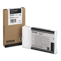 Epson UltraChrome K3 Ink Photo Black 110ml for Stylus Pro 7800, 7880, 9800, 9880 - T602100