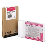 Epson T602 UltraChrome K3 Ink Vivid Magenta 110ml for Stylus Pro 7880, 9880 - T602300