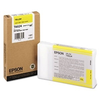 Epson T602 UltraChrome K3 Ink Yellow 110ml for Stylus Pro 7800, 7880, 9800, 9880 - T602400