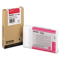 Epson T602 UltraChrome K3 Ink Magenta 110ml for Stylus Pro 7800, 9800 - T602B00