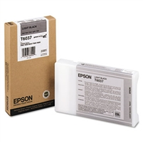 Epson UltraChrome K3 Ink Light Black 220ml for Stylus Pro 7800, 7880, 9800, 9880 - T603700
