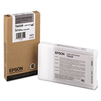 Epson UltraChrome K3 Ink Light Light Black 220ml for Stylus Pro 7800, 7880, 9800, 9880 - T603900