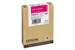 Epson UltraChrome K3 Ink Vivid Magenta 110ml for Stylus Pro 4880 - T605300