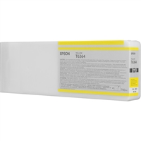 Epson UltraChrome HDR Ink Yellow 700ml for Stylue Pro 7890, 7900, 9890, 9900 - T636400