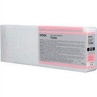 Epson UltraChrome HDR Ink Vivid Light Magenta 700ml for Stylue Pro 7900, 7890, WT7900, 7900CTP, 9890, 9900 - T636600