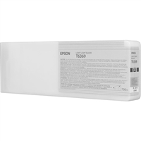 Epson UltraChrome HDR Ink Light Light Black 700ml for Stylue Pro 7890, 7900, 9890, 9900 - T636900