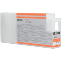 Epson UltraChrome HDR Ink Orange 150ml for Stylus Pro 7900, 7900CTP, 9900, WT7900 - T642A00