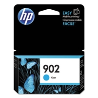 HP 902 Cyan Original Ink Cartridge - T6L86AN