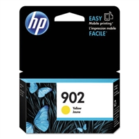 HP 902 Yellow Original Ink Cartridge for HP OfficeJet Pro 6968, 6978