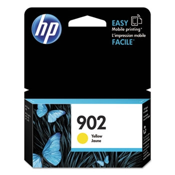HP 902 Yellow Original Ink Cartridge - T6L94AN