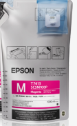 Epson UltraChrome DS Magenta Ink 1 Liter for SureColor F6070, F7070, F6200, F7200, F9200 - T741300-1