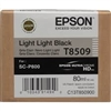 Epson UltraChrome HD Ink Cartridge 80ml For Epson SureColor P800 - Light Light Black