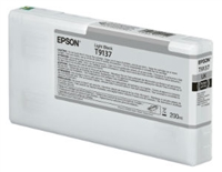 Epson Ultrachrome HD Light Black Ink Cartridge 200ml for SureColor P5000 Printers - T913700
