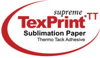 TexPrint Supreme Tack 92 gsm 36in x 328 ft Roll