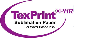 "Beaver Paper TexPrintXP-HR Plus 140gsm Sublimation Paper 36""x250' Roll"