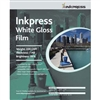 "INKPRESS White Gloss Film 8.5""x11"" 20 Sheets"
