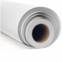 "Canon Fine Art Bright White 17"" X 50' -1 Roll/Box 330 gsm"