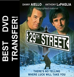 1991 29th Street DVD Cover