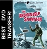 The Abominable Snowman DVD 1957