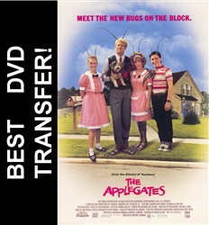 Meet The Applegates DVD 1990