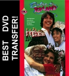 Babes In Toyland DVD 1986 Drew Barrymore Keanu Reeves