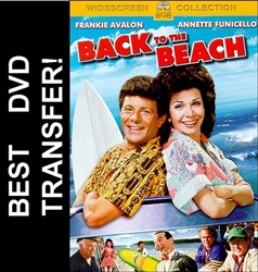 Back To The Beach DVD 1987