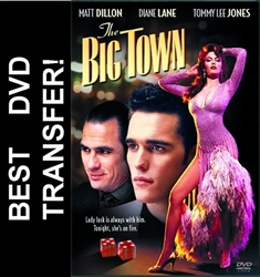 The Big Town DVD 1987