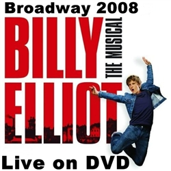 Billy Elliot The Musical DVD Broadway 2008