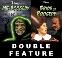 Mr and Bride of Boogedy DVD 1986-1987