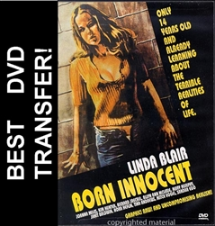 Born Innocent DVD 1974 Linda Blair TV Movie UNCUT