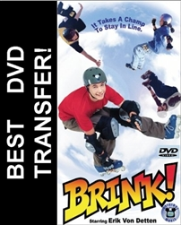Brink Movie DVD