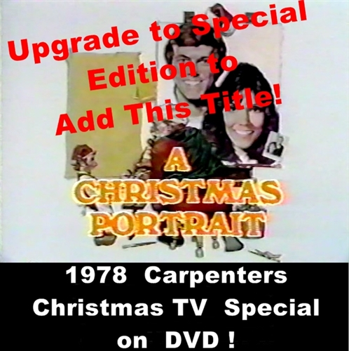 Carpenters Christmas Portrait.The Carpenters Christmas Portrait Dvd Ian Carmichael Imdb