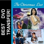 The Christmas List DVD 1997
